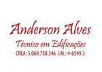 Anderson Alves - Técnico em Edificações